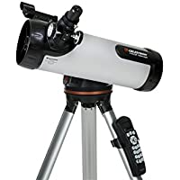 Celestron 114LCM Computerized Telescope (Black) + $50 Kohls Cash