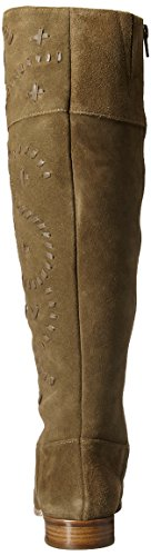 Women's Boot Jack Suede Tara Olive Rogers Riding 6BWqP1vw