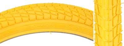 yellow bike tires - 3