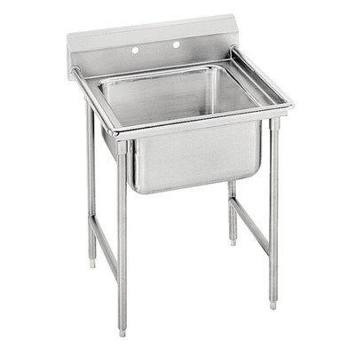 Compartment Scullery Sink - 8