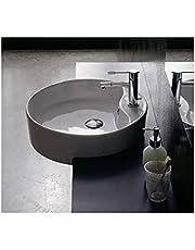 Scarabeo Thin-Line Geo semi bilt-in Sink 8029D