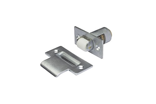 Rockwood 085864 594.26D Roller Latch, Satin Chrome Finish ()