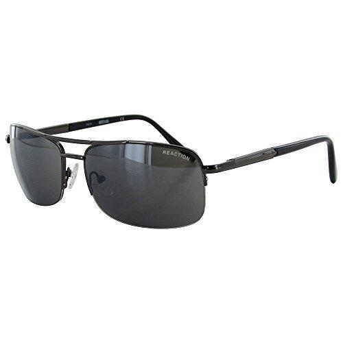 kenneth-cole-reaction-kcr1149-08c-semi-rimless-gunmetal-sunglasses