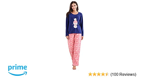 Richie House Women s Soft and Warm Fleece Two-Piece Set Size S-XL RHW2773  at Amazon Women s Clothing store  30e7f500e