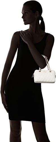 Donna Fleur H Cm Spalla Borsa X white w L Guess Bianco 20x8 whi A 5x13 AFwUUqIT