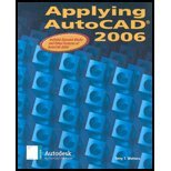 Applying AutoCAD 2006 (06) by [Paperback (2005)] PDF