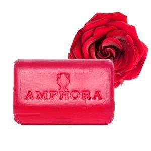 Rosa Senza Sls etichetta Lingua Non Amphora Italiana Rossa Garantita 125 nbsp;g In Alla Aromatics Sapone nw0BqUgp
