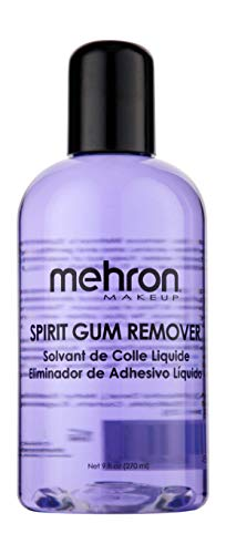 Mehron Makeup Spirit Gum Remover (9 ounce)