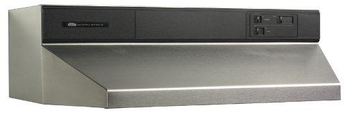 Amazon.com: Broan 883004 Under-Cabinet Range Hood, 30-Inch ...