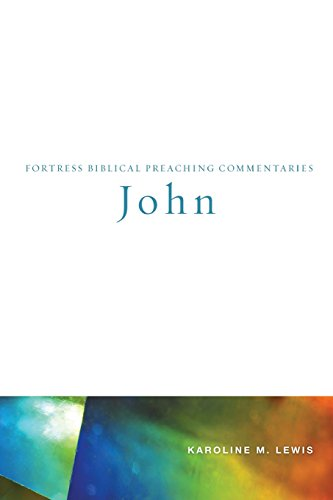 John (Fortress Biblical Preaching Commentaries)