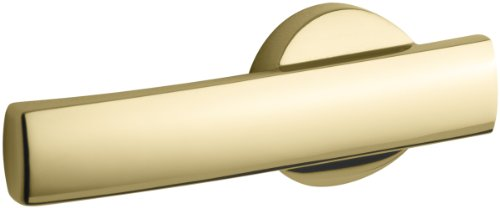 Kohler K-9379-PB Wellworth Trip Lever, Vibrant Polished Brass