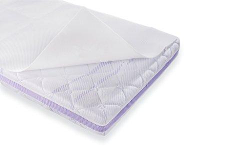 Träumeland t090511 matratzenauflage air für gitterbettmatratze 60 x
