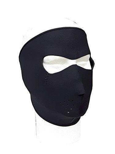 Masque de ski, masque de visage de néoprène, masque d'Airsoft, masque de temps froid de chasse/masque de pêche d'hiver 1