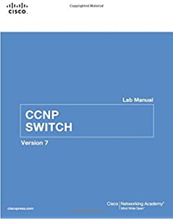 ccnp switch lab manual lab companion 9781587134012 computer