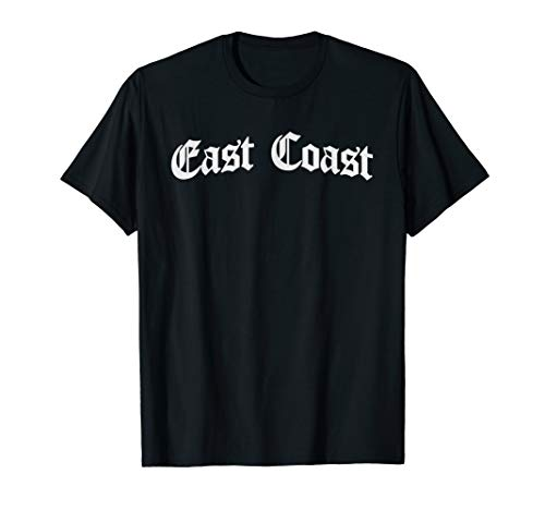 East Coast T Shirt For Men Women and Kids Gift