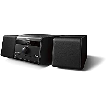yamaha mcr n470 wireless micro system black. Black Bedroom Furniture Sets. Home Design Ideas
