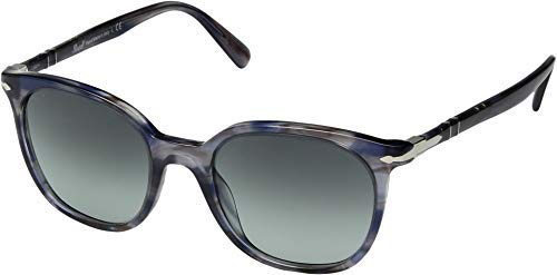 Persol 0PO3216S Gafas de sol, Rectangulares, 51, Striped ...