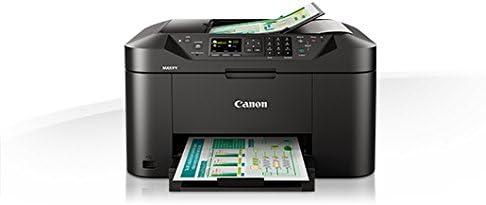 Impresora Multifuncional Canon MAXIFY MB2150 Negra Wifi de ...