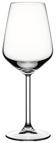 Hospitality Glass Brands 440080-006 Allegra Tall Wine (Pack of 6), 11.75 oz. by Hospitality Brands