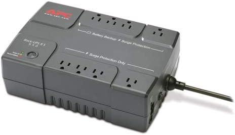 UPS 8 output connector s 550 VA AC 120 V 330 Watt APC Back-UPS ES 550 USB