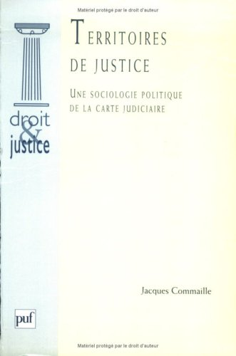 Download Territoires de justice (French Edition) PDF