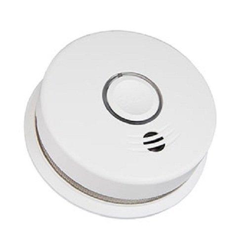 Kidde P4010ACSCO AC Hardwired Combination Carbon Monoxide & Photoelectric Smoke Alarm (2) - Kidde Combo