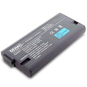 DENAQ 6-Cell 4400mAh Li-Ion Laptop Battery for SONY PCG-GR Series; Part: DQ-BP2E-6 by DENAQ