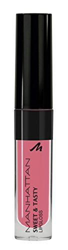 Manhattan 21505133535 Sweet und Tasty Lipgloss, 1er Pack (1 x 2 ml)