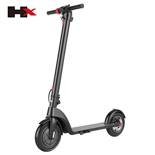 UCSLIFE Electric Scooter/Stunt Scooters, 9.5 Miles Long-Range Battery, Up to 15.5 MPH, Easy Fold-n-Carry Design, Ultra-Lightweight Adult Electric Scooter