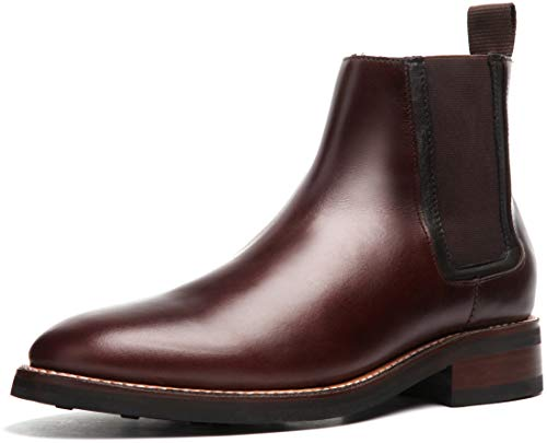 Thursday Boot Company Duke Men's Chelsea Boot, Brown, 11.5 M US ()