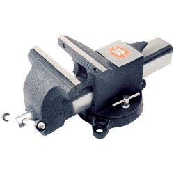 K-Tool International 8-in Steel Vise K-Tool International 8-in Steel Vise