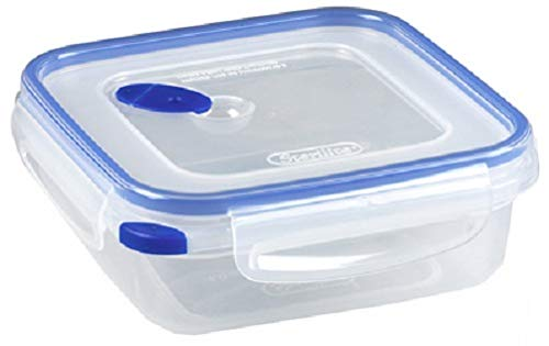 (Sterilite 03314706 4.0 Cup Ultra Seal Square Food Storage Container - Quantity 4)