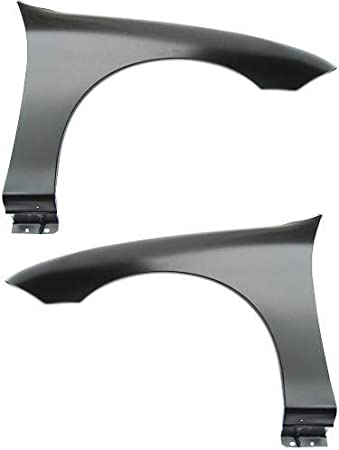 Front Fender Compatible with Chevrolet Driver and Passenger Side