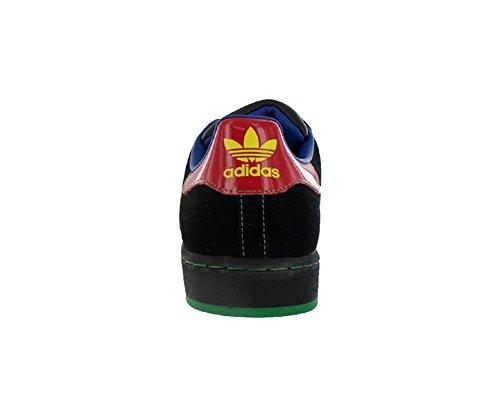 Adidas Superstar 2 CB Men's Sneakers Size US 9.5, Regular Width, Color Black/Multicolour