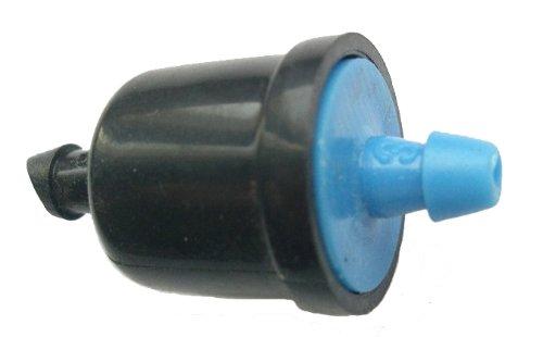[10GPH Pressure Compensating (PC) Dripper Irrigation pack of 25] (Pressure Compensating Drip Emitter)