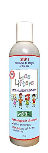 Lice Lifters Lice Solution Treatment (Natural way to control lice) (Best Way To Kill Head Lice At Home)