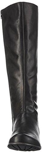 Think! DENK! - Botas altas para mujer Negro (Schwarz 00)
