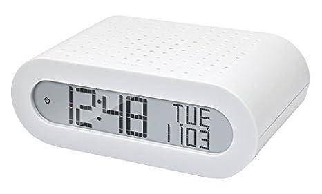 Travelwey sveglia digitale a led semplice da utilizzare sveglia