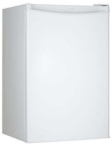 Danby DUFM032A1WDB 3.2 Cubic Feet Upright Freezer, White