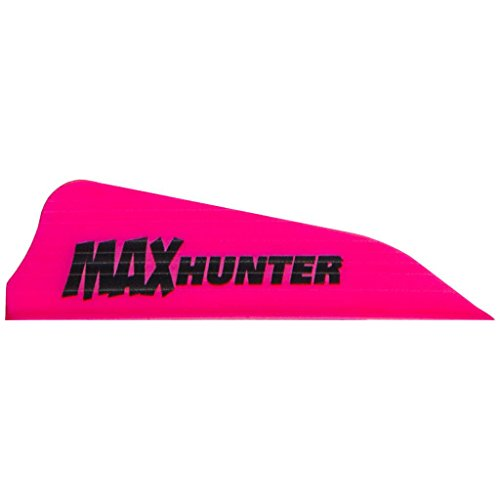 AAE Max Hunter Vanes Hot Pink 100 Pack