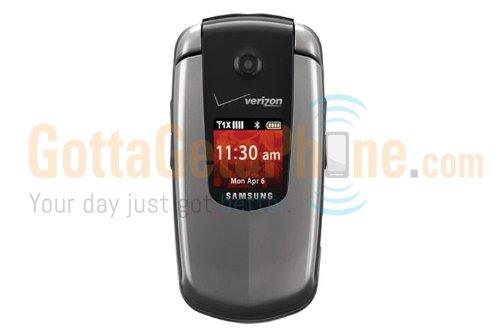 Verizon Wireless Samsung Smooth U350  Cell Phone
