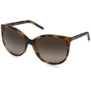 Marc Jacobs Women's Marc79s Square Sunglasses, Havana/Brown Gradient, 56 mm