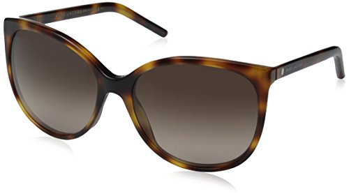 Marc Jacobs Women's Marc79s Square Sunglasses, Havana/Brown Gradient, 56 mm