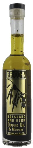 Balsamic Herb - B.R. Cohn Balsamic and Herb California Extra Virgin Olive Oil Dipping Sauce and Marinade, 200ml (6.7oz)