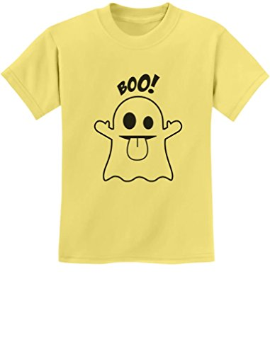Boo Ghost Easy Halloween Costume Funny Youth Kids