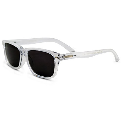 In Style Eyes Seymore Wayfarer Reading Sunglasses, NOT Bifocals Clear 3.25 (For Men Prescription Sunglasses)