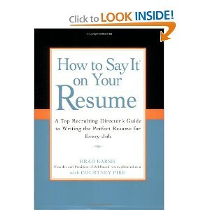 How to SayIt on Your Resume byPike pdf epub