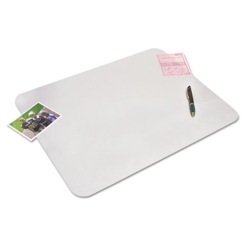 ARTISTIC OFFICE PRODUCTS 24 x 19 Inches Matte Clear KrystalView Desk Pad with Microban (AOP60440MS)