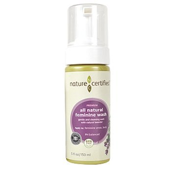 100% Natural Feminine Wash - 150 ml (Best Natural Feminine Wash)