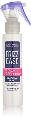John Frieda Frizz-Ease 3 Day Straight Flat Iron Spray 3.5 Ounce (103ml) (2 Pack) by John Frieda